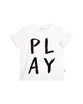 Miles Baby - Unisex Play Knit Tee - Baby