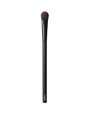 What It Is: A large, paddle-shaped eyeshadow brush ideal for laying color down all over the eyelids, from the base of the lash line to the top of the brow bone. It can provide a sheer wash of color or build and layer for high-impact effect. Can be used with both cream and powder formulas. Never lose your touch. Perfect your form with a new lineup of makeup brushes designed for ultimate artistry. High precision. High quality. The highest performance. Expertly shaped from durable synthetic fibers,
