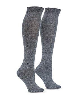HUE - Supersoft Knee Socks, Set of 2