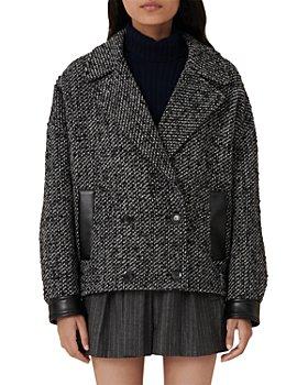 Maje - Galine Marled Coat