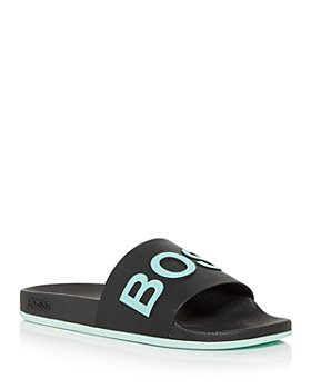BOSS Hugo Boss - Men's Bay Slide Sandals