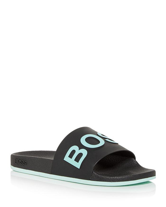 BOSS Hugo Boss - Men's Bay Slide Sandals