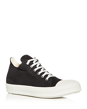 Rick Owens - Men's Low Top Sneakers