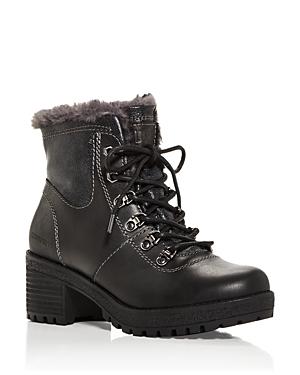 Women's Dixon Waterproof Block Heel Cold Weather Boots