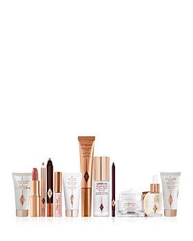 Charlotte Tilbury - Charlotte's Bejewelled Chest of Beauty Treasures Set ($280 value)