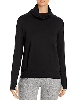 Marc New York - Fleece Funnel Neck Tunic