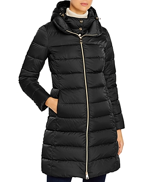 Herno Hooded Down Puffer Coat-Women