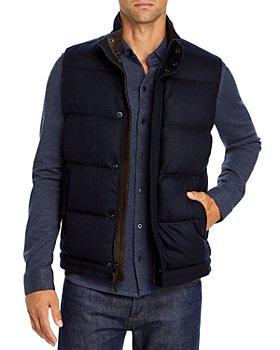 Vince - Slim Fit Puffer Vest