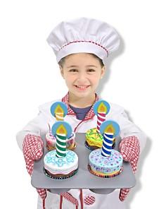 Melissa & Doug - Bake & Decorate Cupcake Set - Ages 3+
