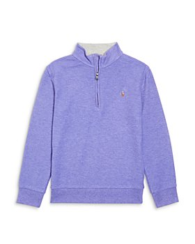 Ralph Lauren - Boys' Half Zip Pullover - Little Kid, Big Kid