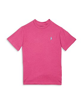 Ralph Lauren - Boys' Crewneck Tee - Little Kid, Big Kid