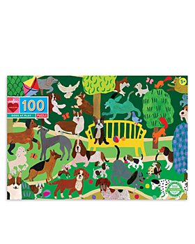 eeBoo - Dogs at Play 100 Piece Puzzle - Ages 5+