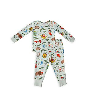 Angel Dear - Unisex Ornament Print Pajama Set - Baby