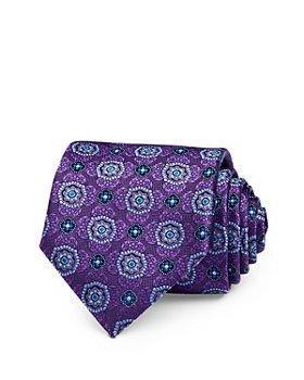 Canali - Medallion Silk Classic Necktie