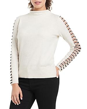 Nic+Zoe Montreal Mock Neck Sweater