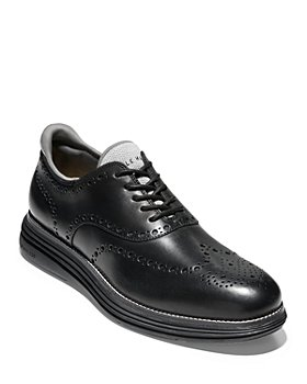Cole Haan - Men's ØriginalGrand Ultra Wingtip Oxford Dress Shoes