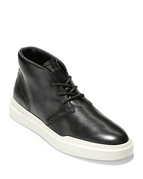 Cole Haan - Men's GrandPrø Rally Lace Up Chukka Sneakers
