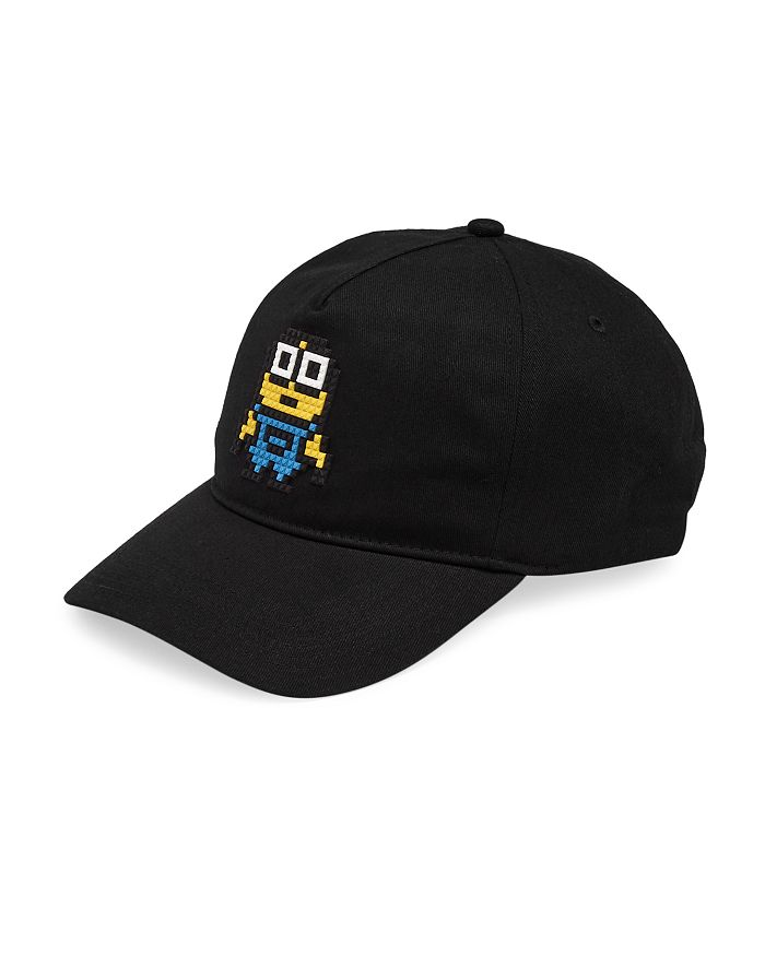 8-Bit by Mostly Heard Rarely Seen - Tiny Bob Baseball Cap