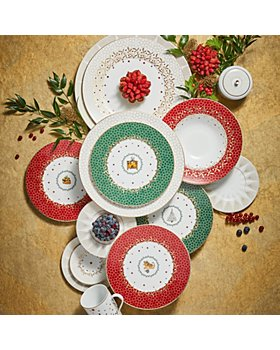 Bernardaud - Noel Dinnerware Collection