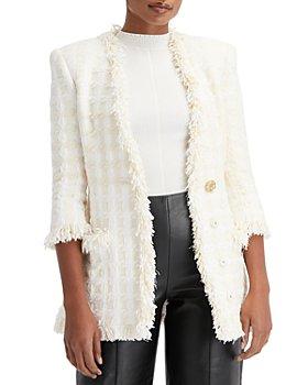 Oscar de la Renta - Tweed Jacket