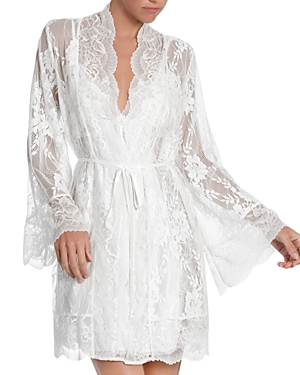 Jonquil SHORT LACE ROBE