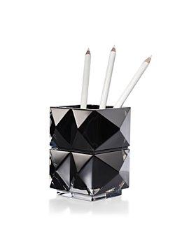 Baccarat - Louxor Black Pencil Holder