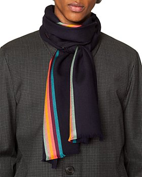 Paul Smith - Center Stripe Scarf