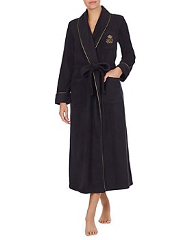 Ralph Lauren - Dalton Plush Long Wrap Robe