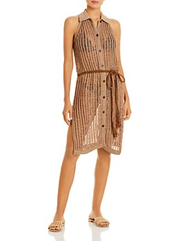 Solid & Striped - The Sawyer Crochet Cover Up Dress
