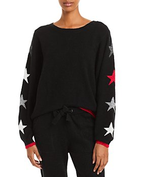 Vintage Havana - Star Print Sweater
