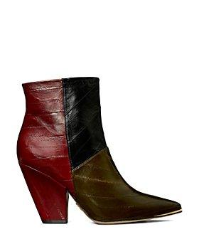 Tory Burch - Women's Lila Zip Ankle Booties