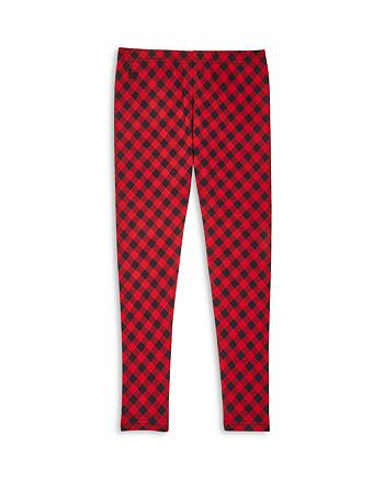 Ralph Lauren - Girls' Scotch Plaid Leggings - Little Kid, Big Kid