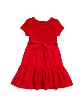 Ralph Lauren - Girls' Girls' Ruffle Skirt Dress - Little Kid