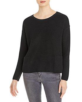 Eileen Fisher - Wool Boxy Sweater