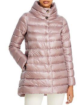 Herno - Amelia Stand Collar Down Coat