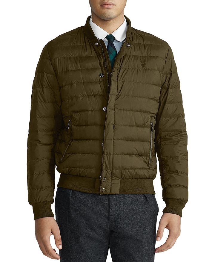 Polo Ralph Lauren - Packable Water-Resistant Down Jacket