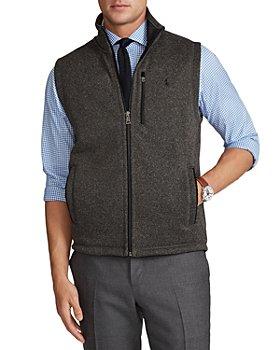 Polo Ralph Lauren - Brushed Fleece Full Zip Vest