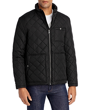 Elroy Quilted Jacket