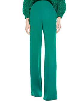 Alice and Olivia - Dylan Front Seam Pants