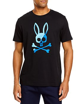 Psycho Bunny - Andover Logo Tee
