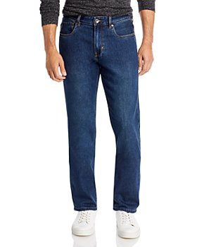 Tommy Bahama - Antigua Cove Stretch Authentic Fit Jeans in Dark Indigo