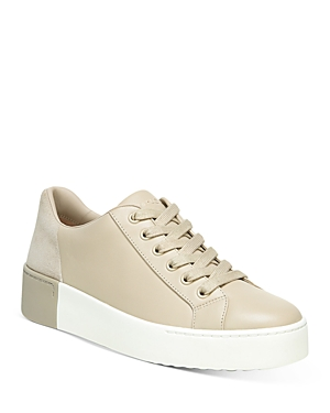 Vince Lace-ups WOMEN'S BENSLEY LACE UP SNEAKERS