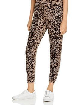 CHASER - Leopard Print Joggers - 100% Exclusive