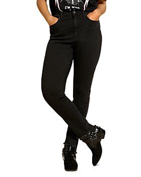 Marina Rinaldi - Iller High Rise Jeans in Black