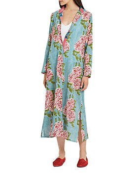 Lisa Corti - Long Open Kurta Caftan
