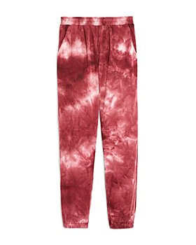 AQUA - Girls' Tie Dyed Jogger Pants, Big Kid - 100% Exclusive