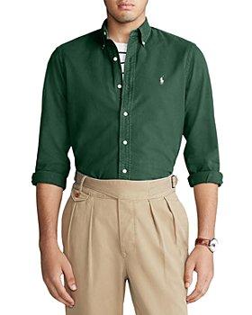 Polo Ralph Lauren - Garment-Dyed Oxford Shirt