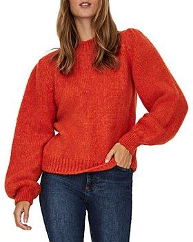Vero Moda - Diana Puff Sleeve Sweater
