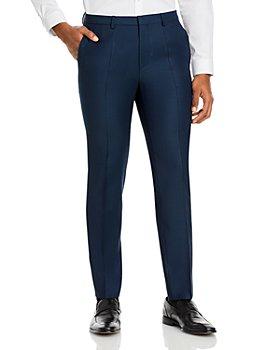 HUGO - Hesten Extra Slim Fit Suit Pants