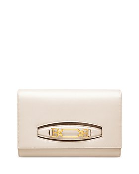 Bally - Valeriee Leather Clutch